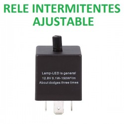 RELE INTERMITENTES AJUSTABLE 3 PIN