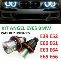KIT LED ANGEL EYES BMW E39 E53 E60 E61 E63 E64 E65 E66