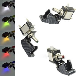 Interruptor Tunning Racing para Coche Con led