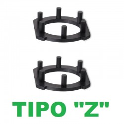Clip Adaptador Kit Xenon Led Soporte Bombilla H7 Opel Honda Mazda Tipo Z